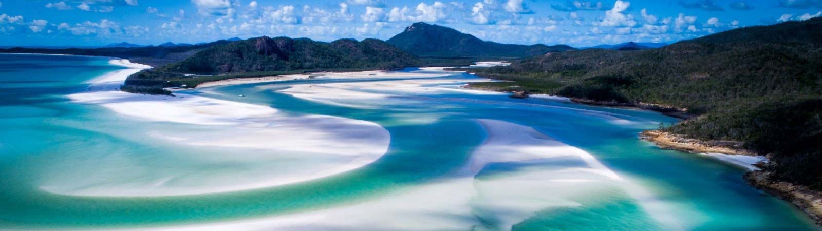 Hill Inlet, Whitsunday Island Queensland