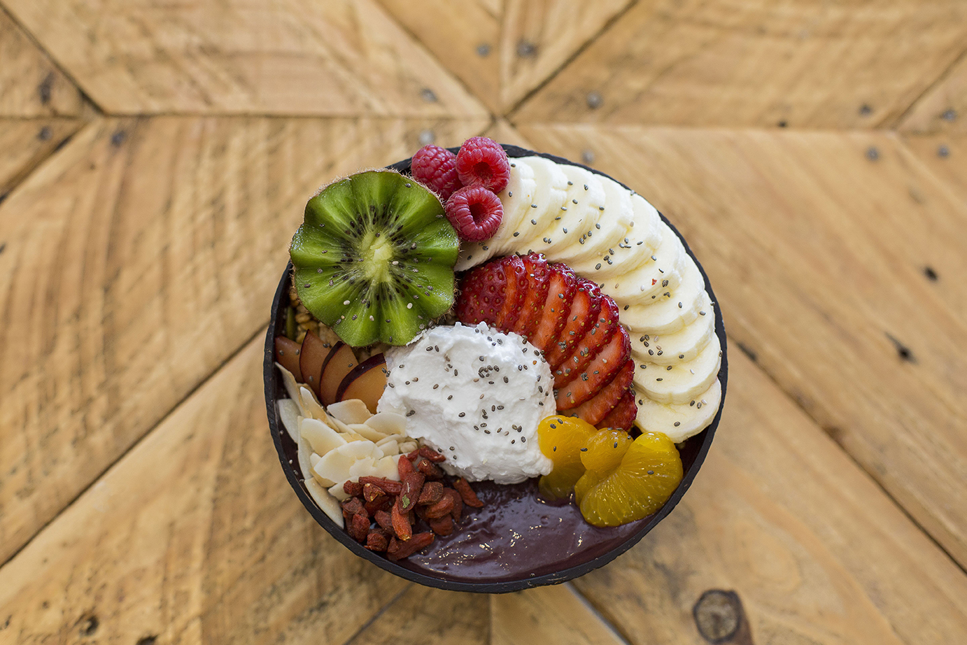 TSuperfood Smoothie Bowl