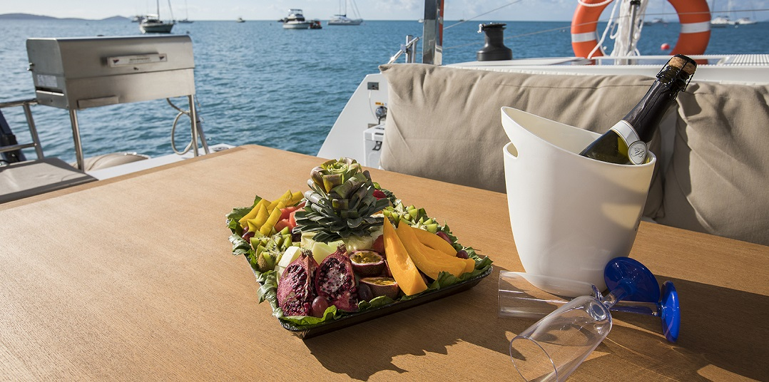 Bareboat Catering & Provisioning, Cumberland Charter Yachts