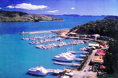how to get supplies catered in hamilton island