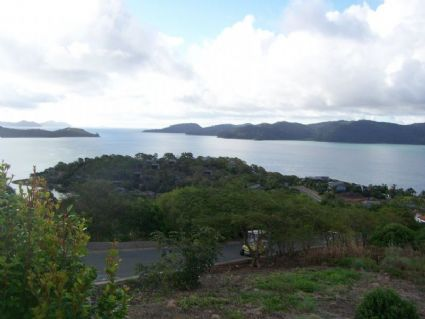 View from Hamilton Island Lookout