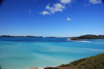 Whitsunday Island from Hill Inlet