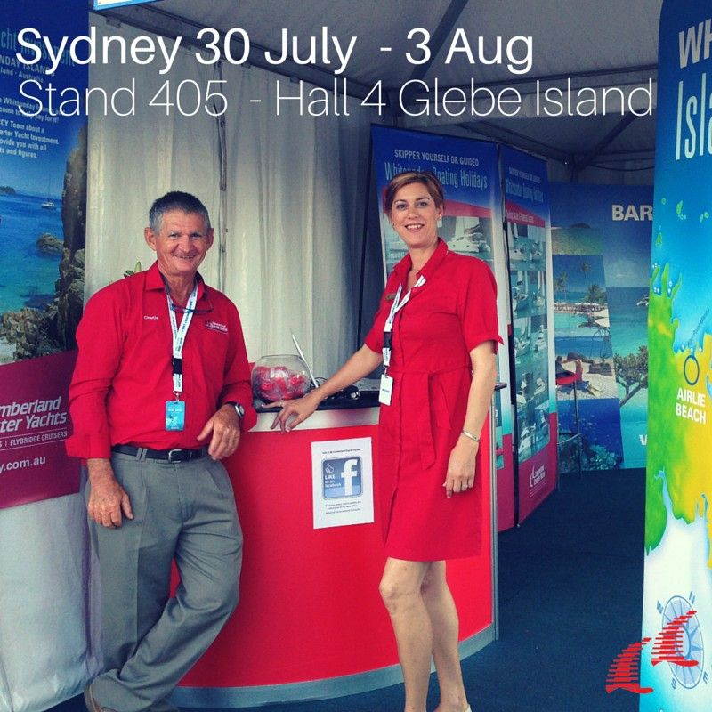 Sydney Boat Show 2015