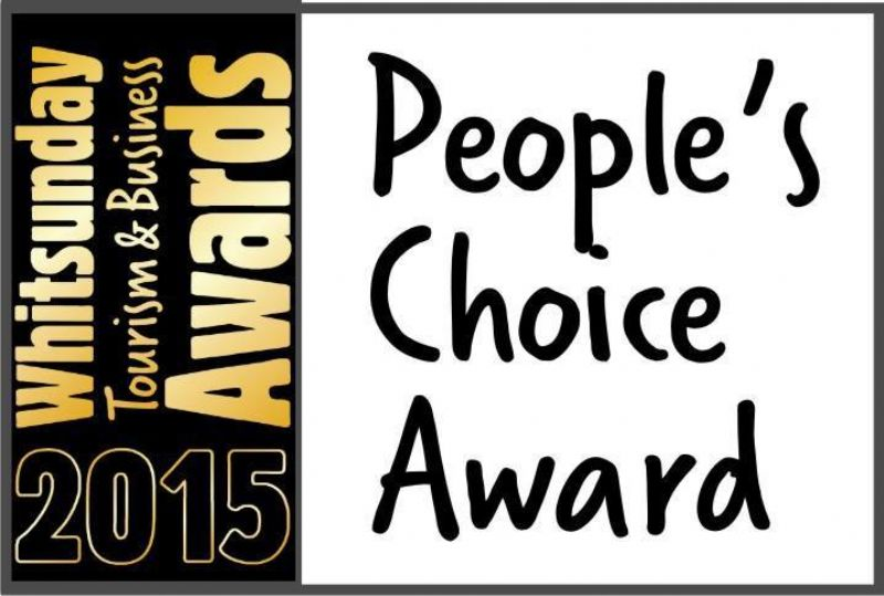 Whitsundays 2015 People's Choice Award