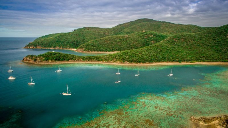 Top spots in the Whitsundays