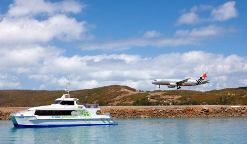 Cruise Whitsundays Airport Transfers