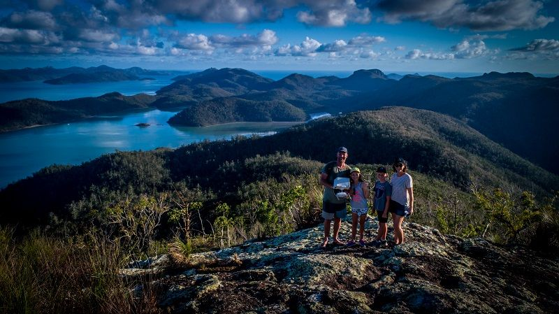 Whitsunday Cairn Lookout