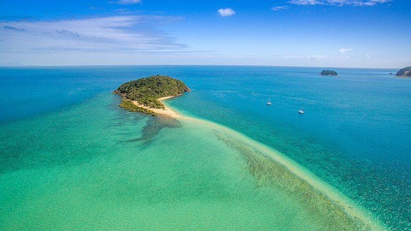 Langford Reef, Whitsundays