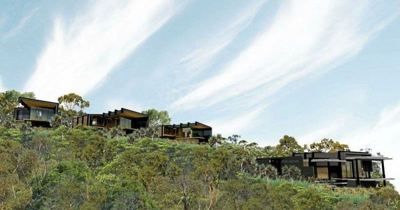 Lindeman Island - artists impression2