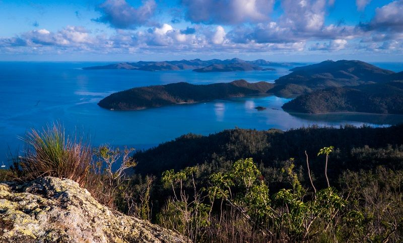 Whitsunday Peak - Whitsunday Islands