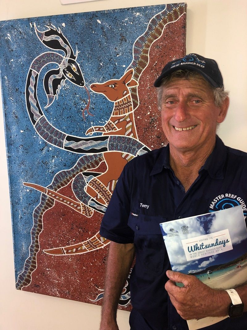 Terry Kemp Master Reef Guide