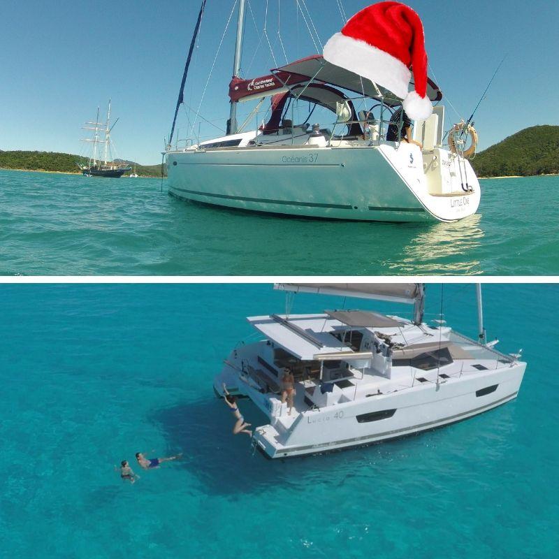 Christmas Holidays Sailing the Whitsundays - News from
