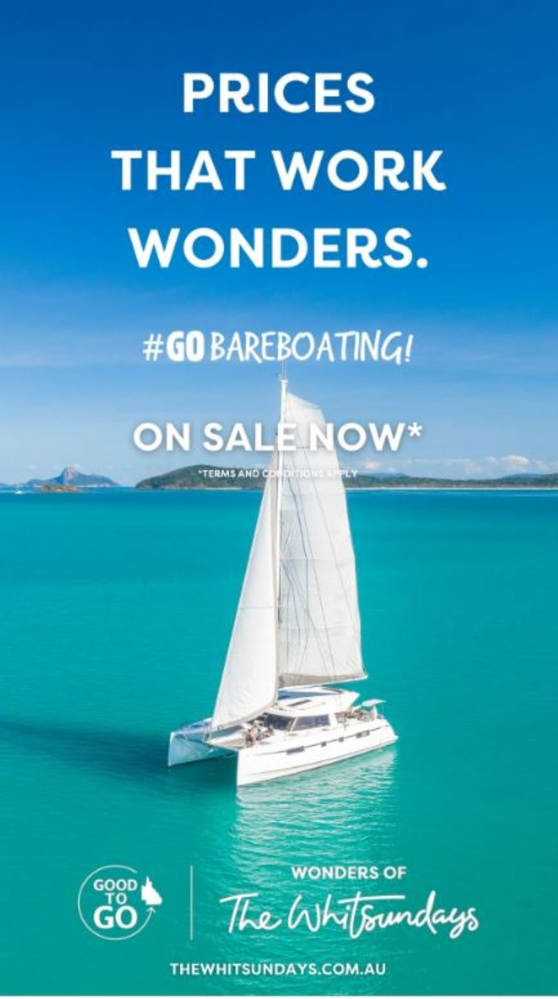 Wonders of the Whitsundays