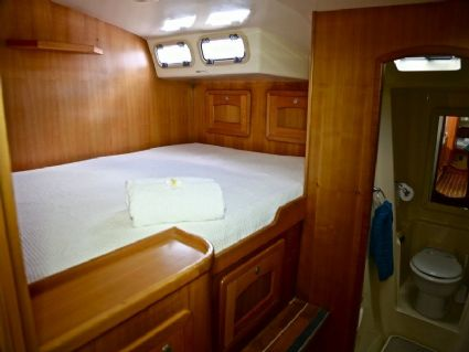 Starboard Forward Cabin