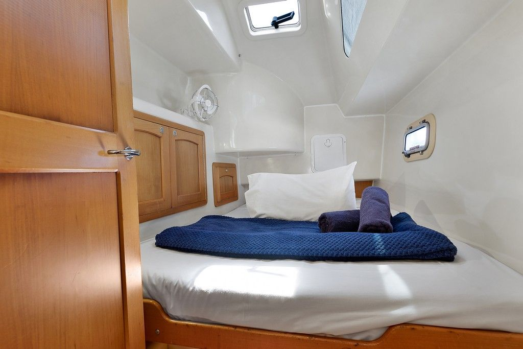 Perry 44.5 - Private double cabin (x3)
