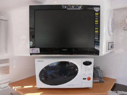 Microwave and TV