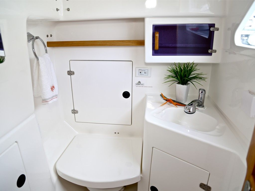 Seawind 1000xl - bathroom